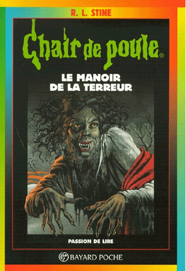 Bayard chair de poule page 1 les collections - Goosebumps werewolf in the living room ...