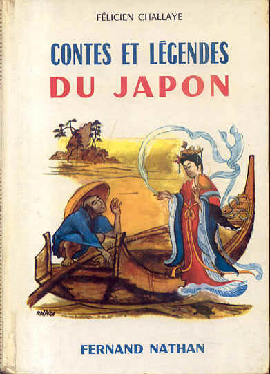 Contes et Légendes du Japon, 1973. Type 4. Illustrateur : ?