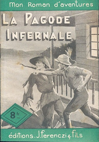 La Pagode infernale, Normand