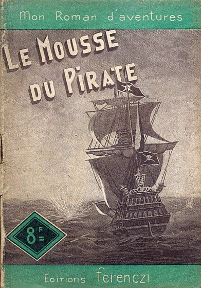 Le Mousse du pirate, Lionel