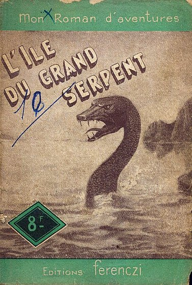 L'Île du grand serpent