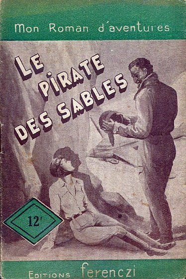 Le Pirate des sables, Darry