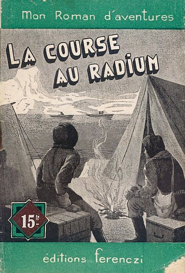 La Course au radium, Darry