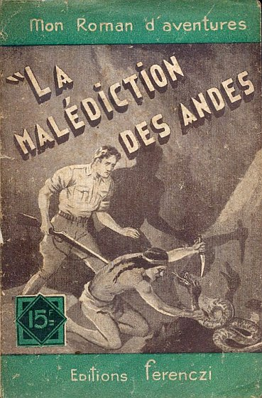 La Malédiction des Andes, Darry