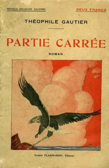 theophile gautier novelist